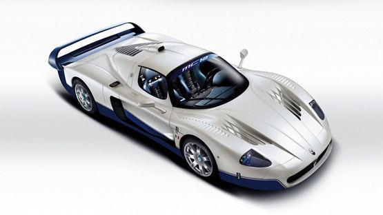 Klassische Autos: MC12 Stradale | Maserati AT