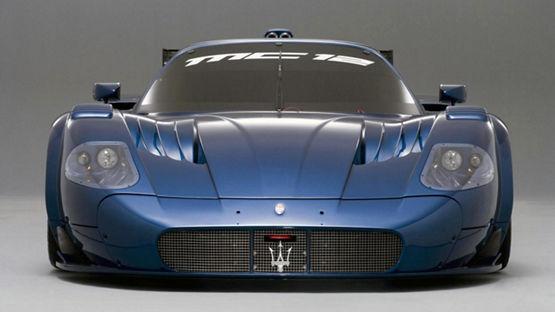 Klassische Autos: MC12 Versione Corse | Maserati AT