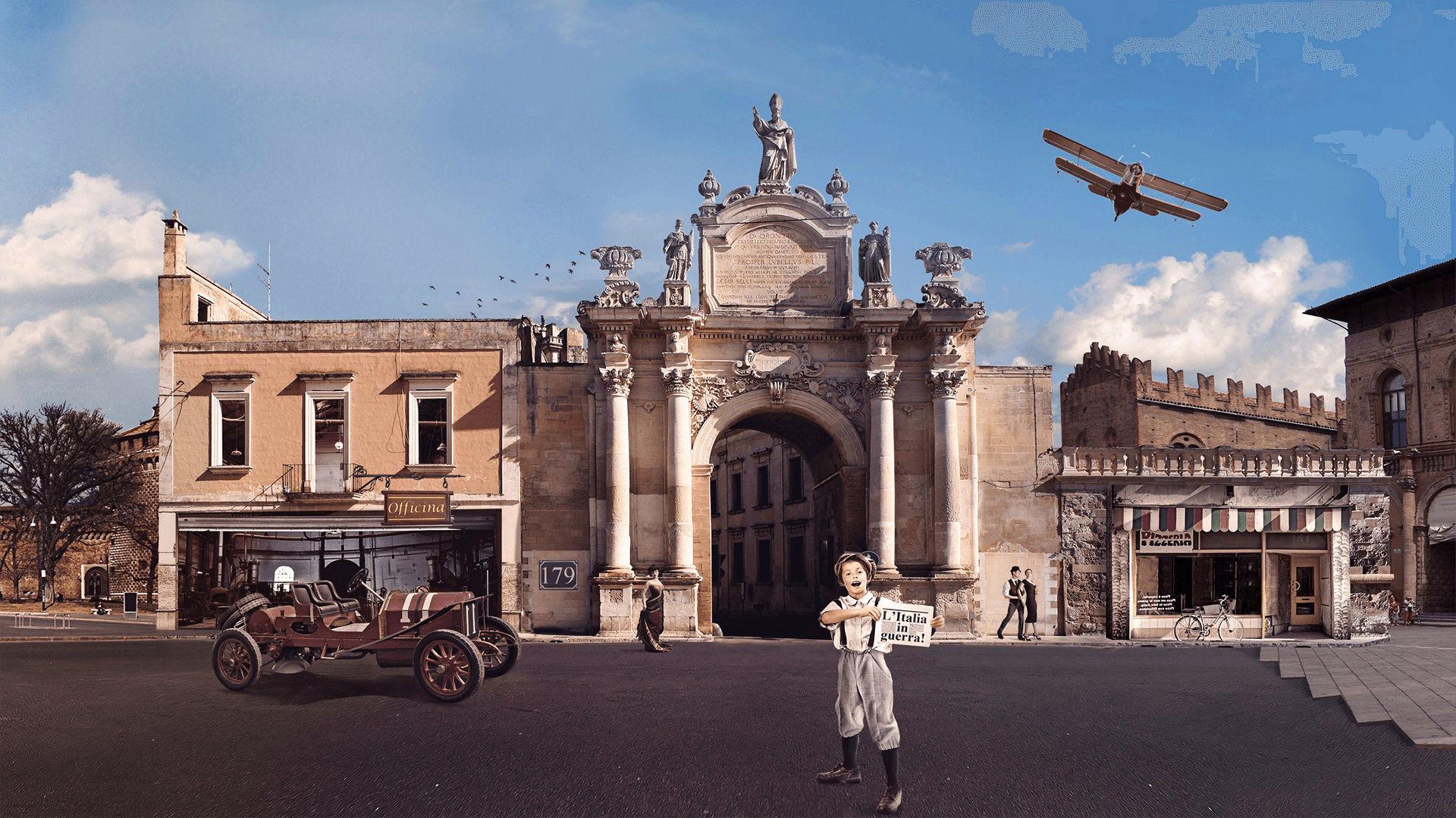 Storia di Maserati - 1910: Società Anonima Officine Alfieri Maserati a Bologna