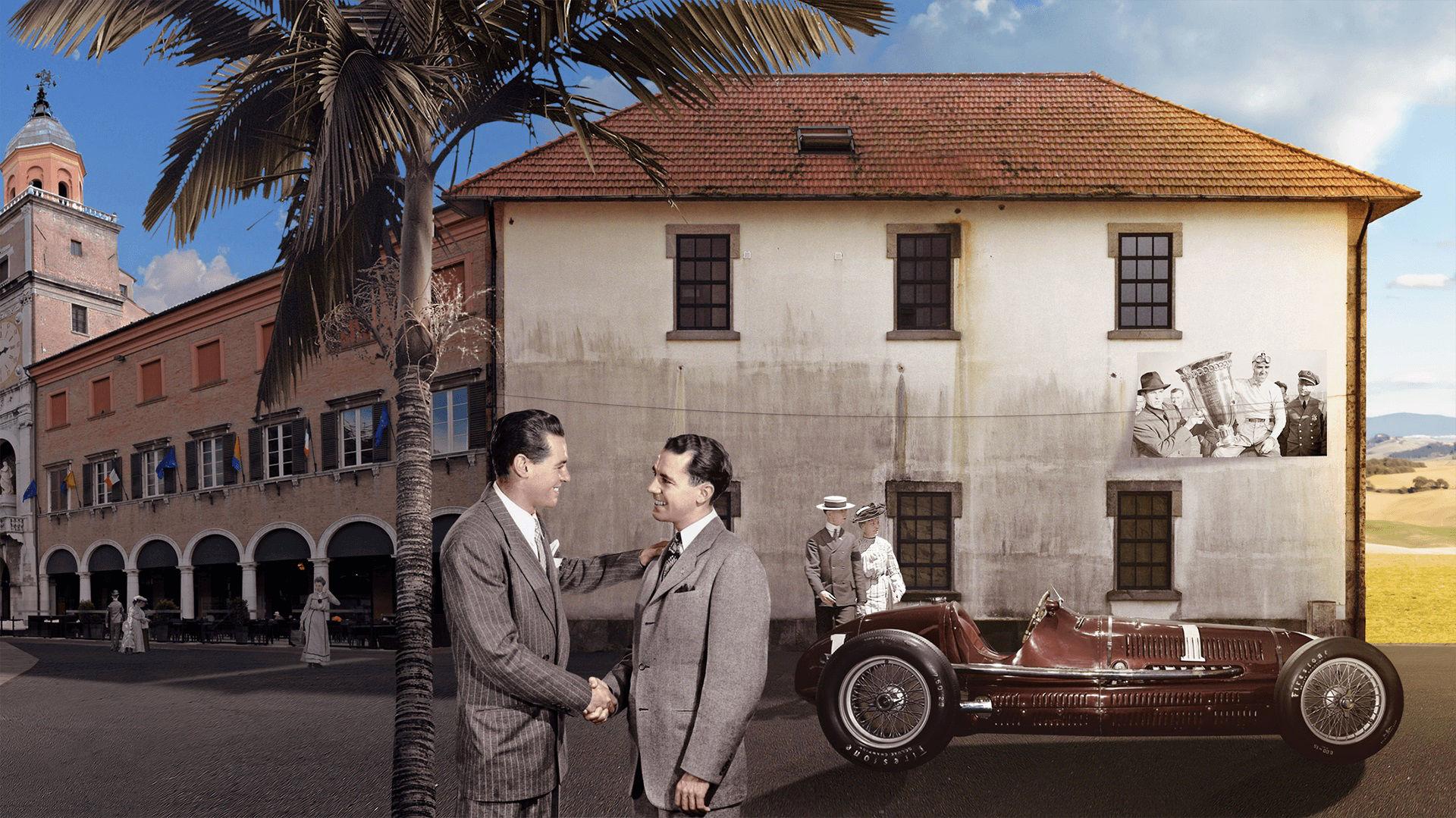 Storia di Maserati - 1930: Adolfo Orsi, imprenditore di Modena, compra il marchio Maserati