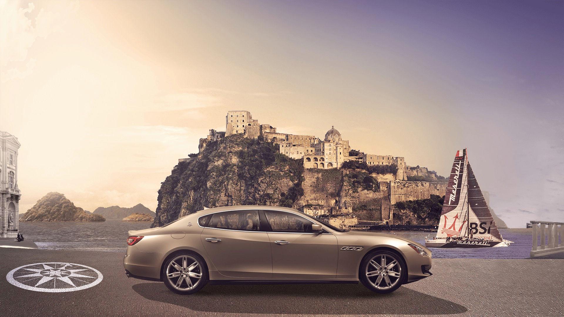 Storia di Maserati - 2010: sesta generazione di Maserati Quattroporte