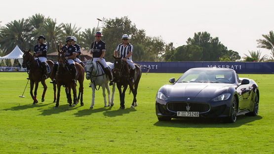 De Maserati Polo Tour