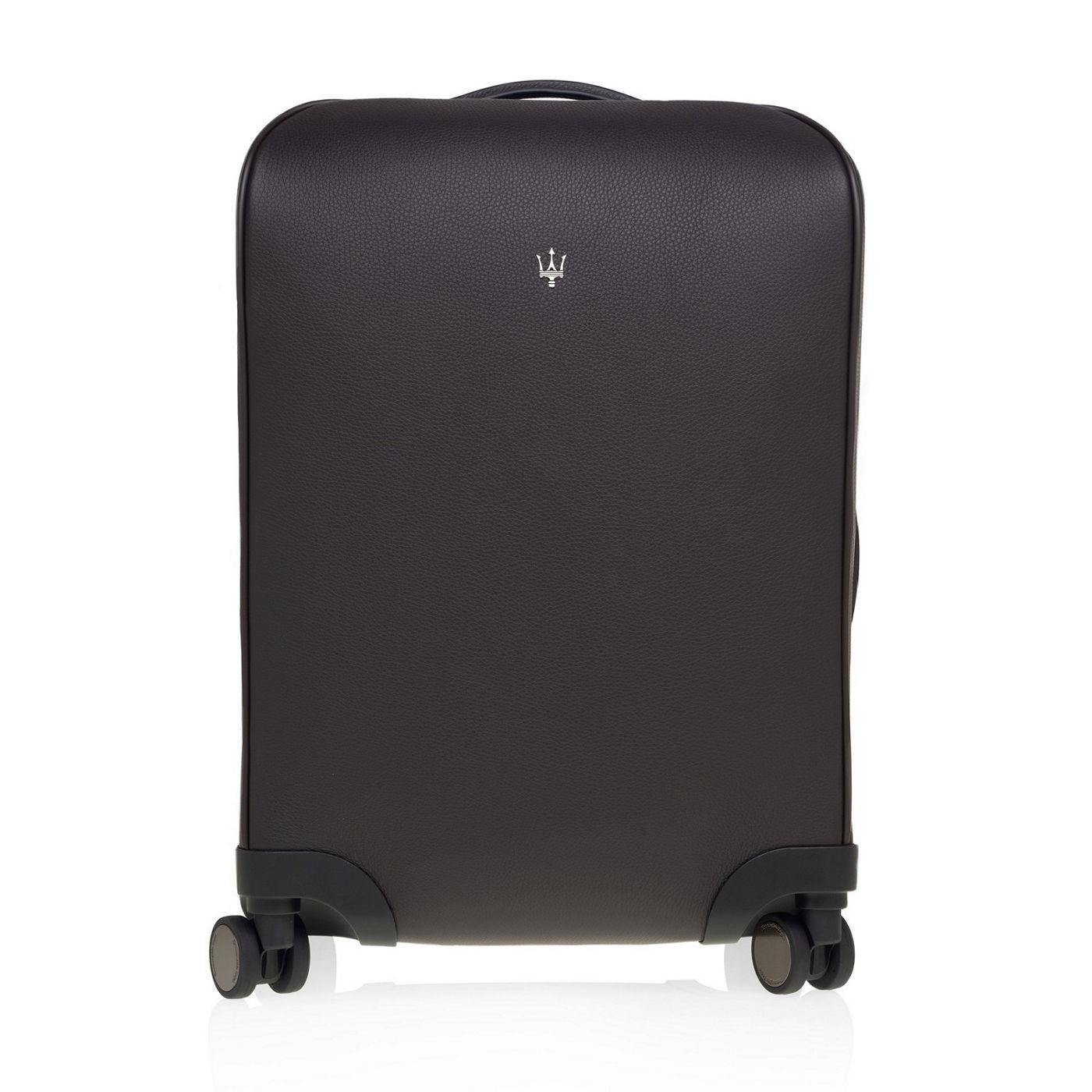 Ermenegildo Zegna pour Maserati valise noire