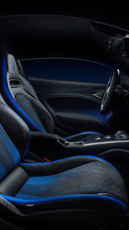 Maserati MC20 Innenausstattung