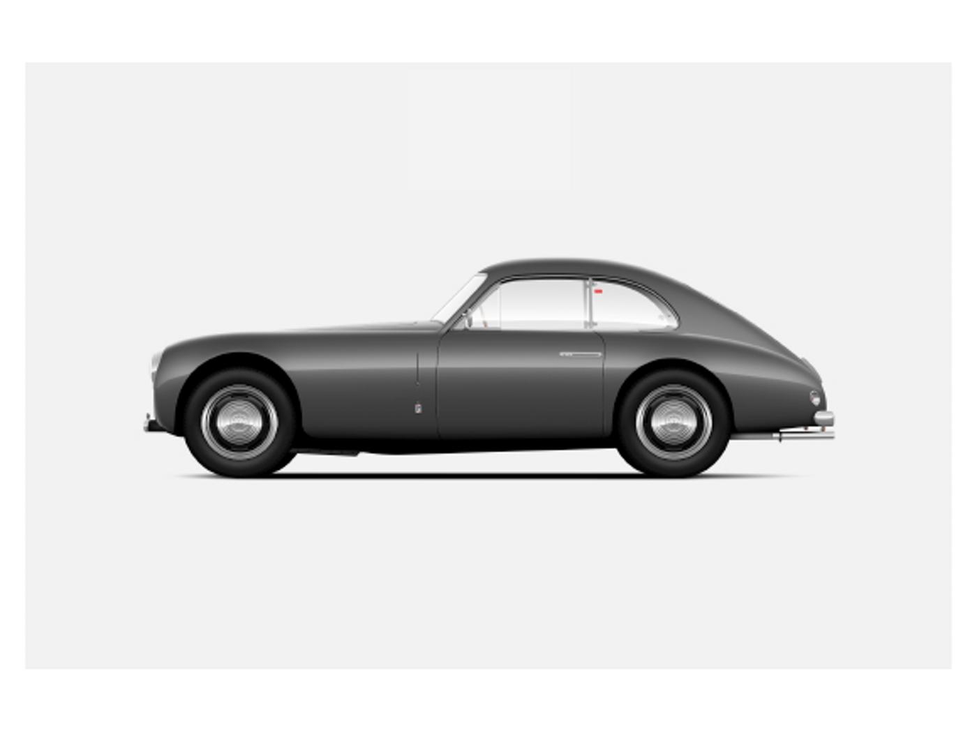 Maserati GranTurismo (1949) - Maserati voiture vintage