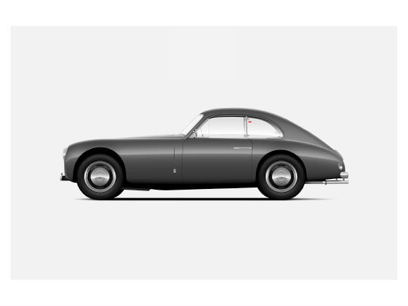 1949 Maserati GranTurismo - Historische Maserati-Autos