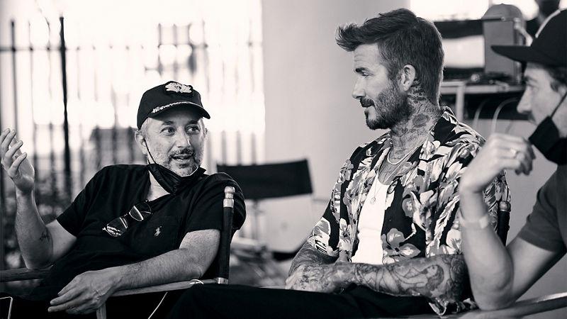 Maserati und David Beckham: Kurzfilm des neuen Botschafters