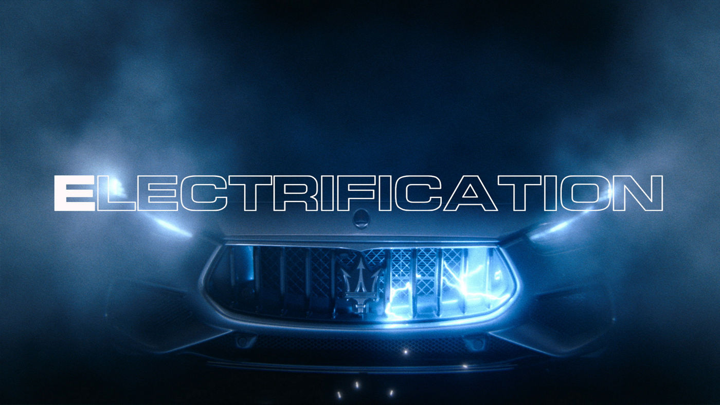 Electrification | The Maserati Alphabet