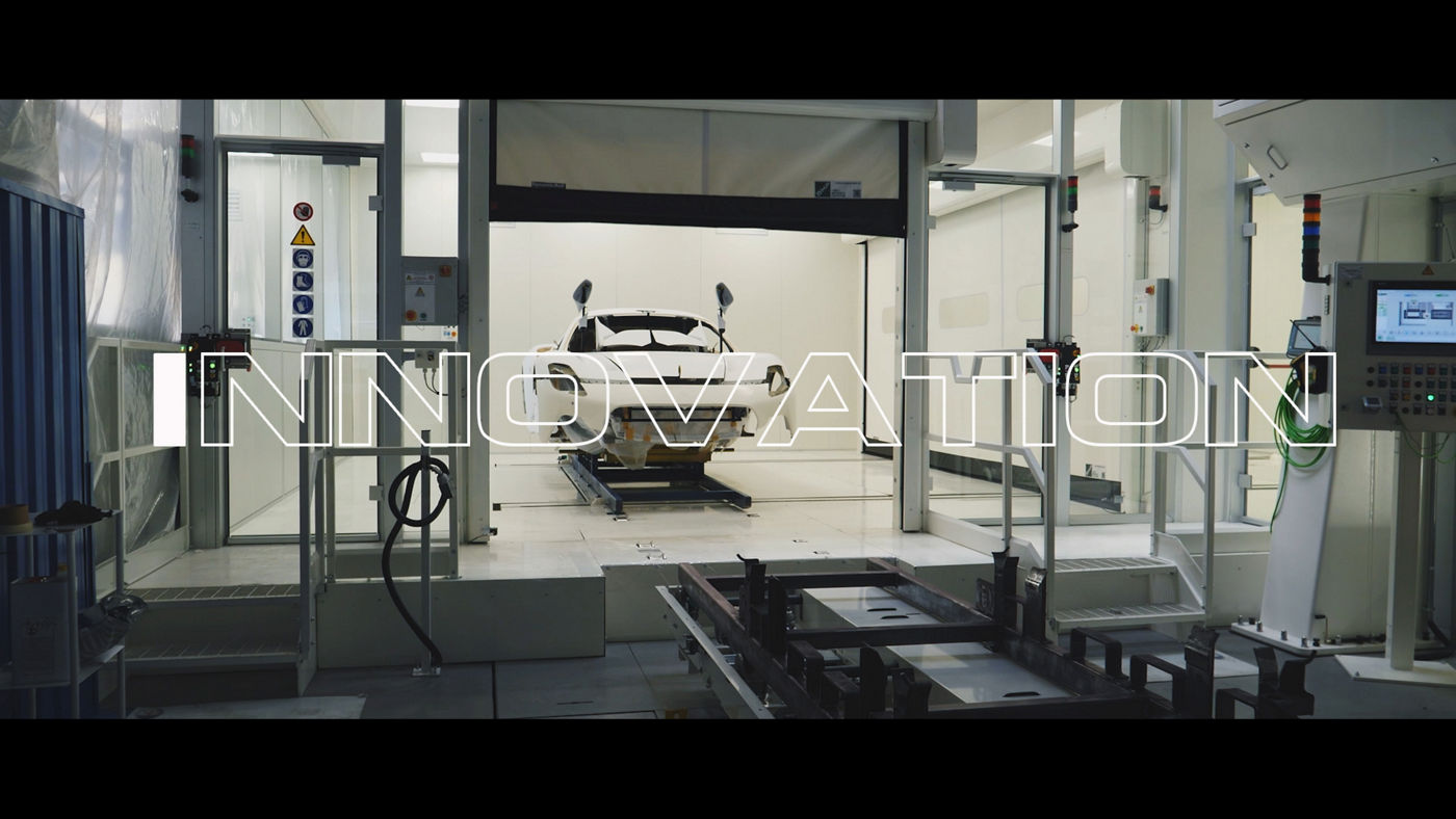 Innovation | The Maserati Alphabet