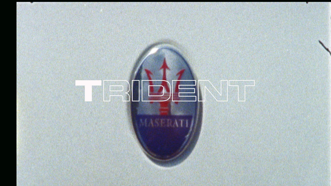Trident | The Maserati Alphabet