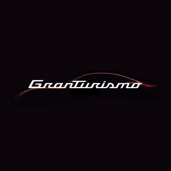 GranTurismo - Silhouette des Maserati GranTurismo