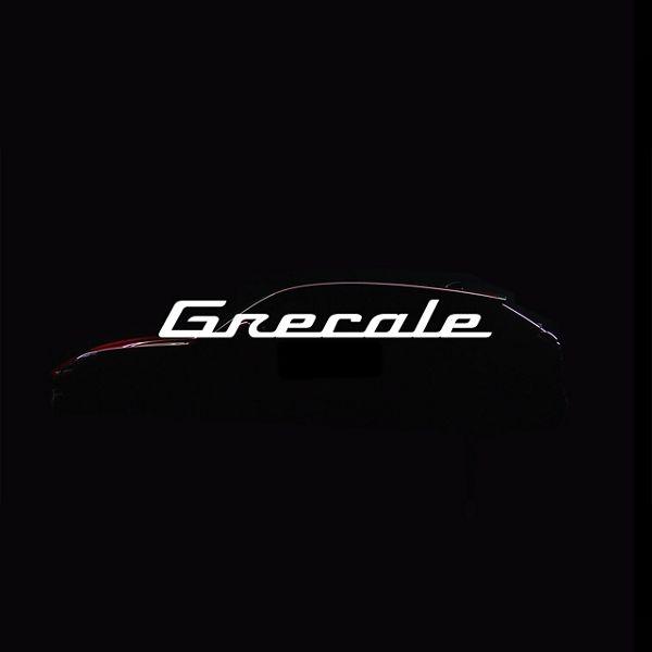 Grecale - Silhouette des Maserati Grecale - Neuer Maserati SUV