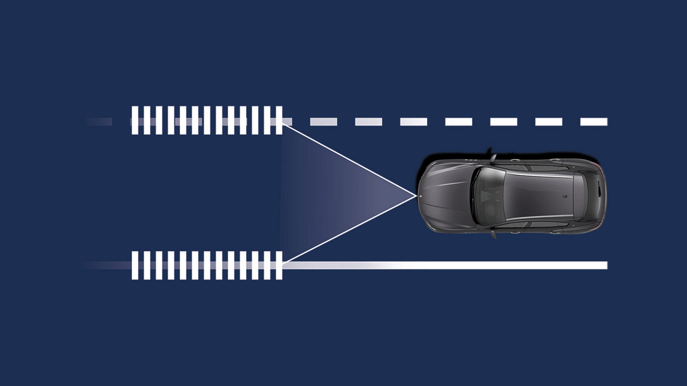 Maserati Levante Safety and Advanced Driver Assistance System