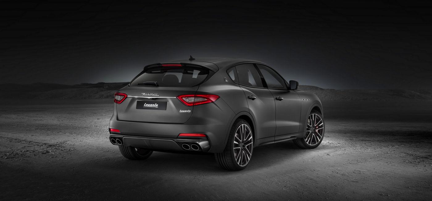Levante Trofeo V8: the Maserati SUV in a brand new shape