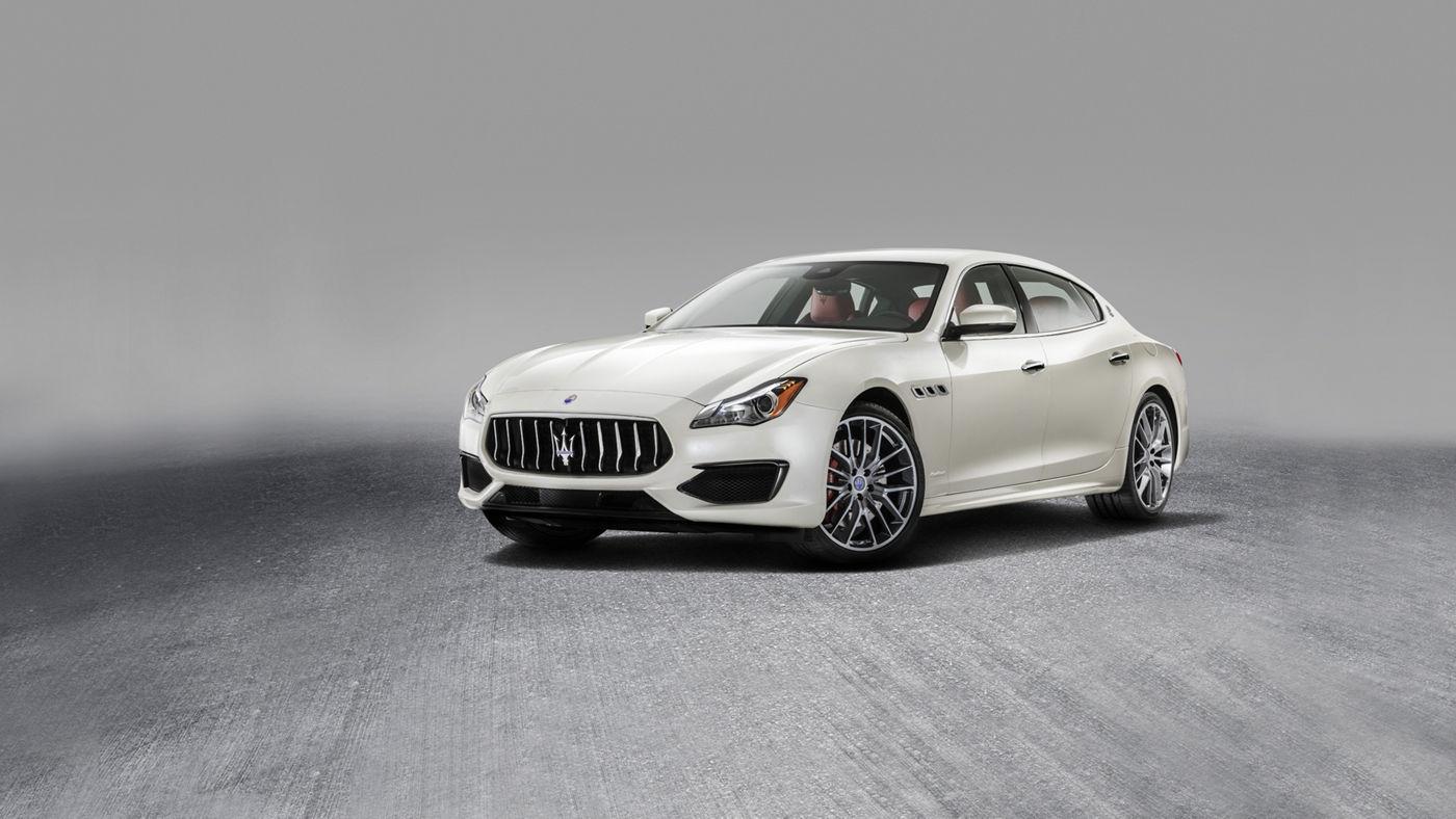 Maserati Quattroporte GranSport - Bianco