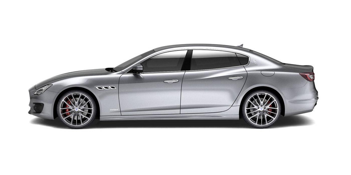 Maserati Quattroporte Grau