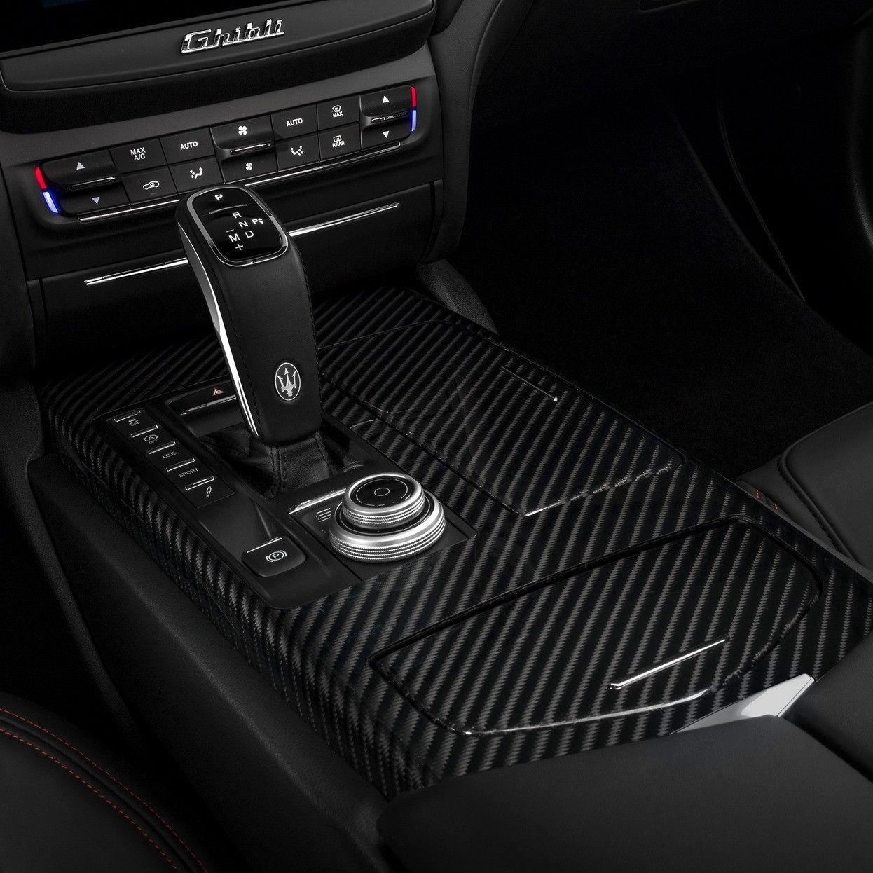 Maserati Ghibli - Cambio automatico