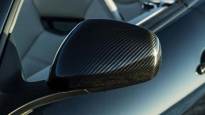 Maserati GranCabrio - Seitenspiegel