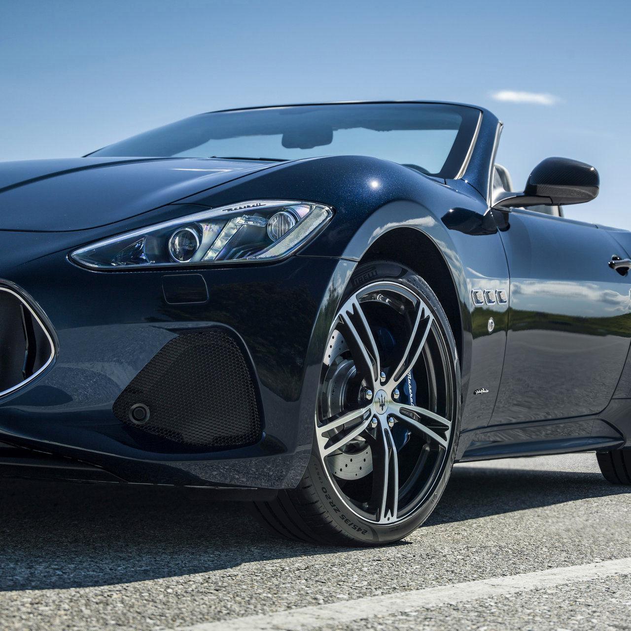 Maserati GranCabrio - proiettori anteriori light look