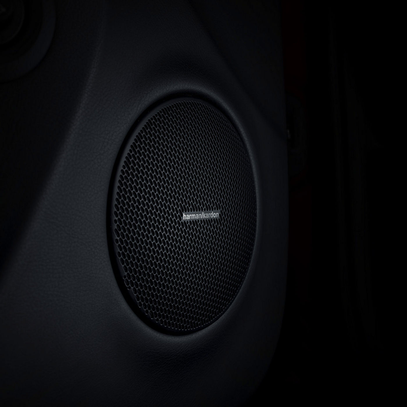 Premium car sound system Harman Kardon on Maserati GranTurismo