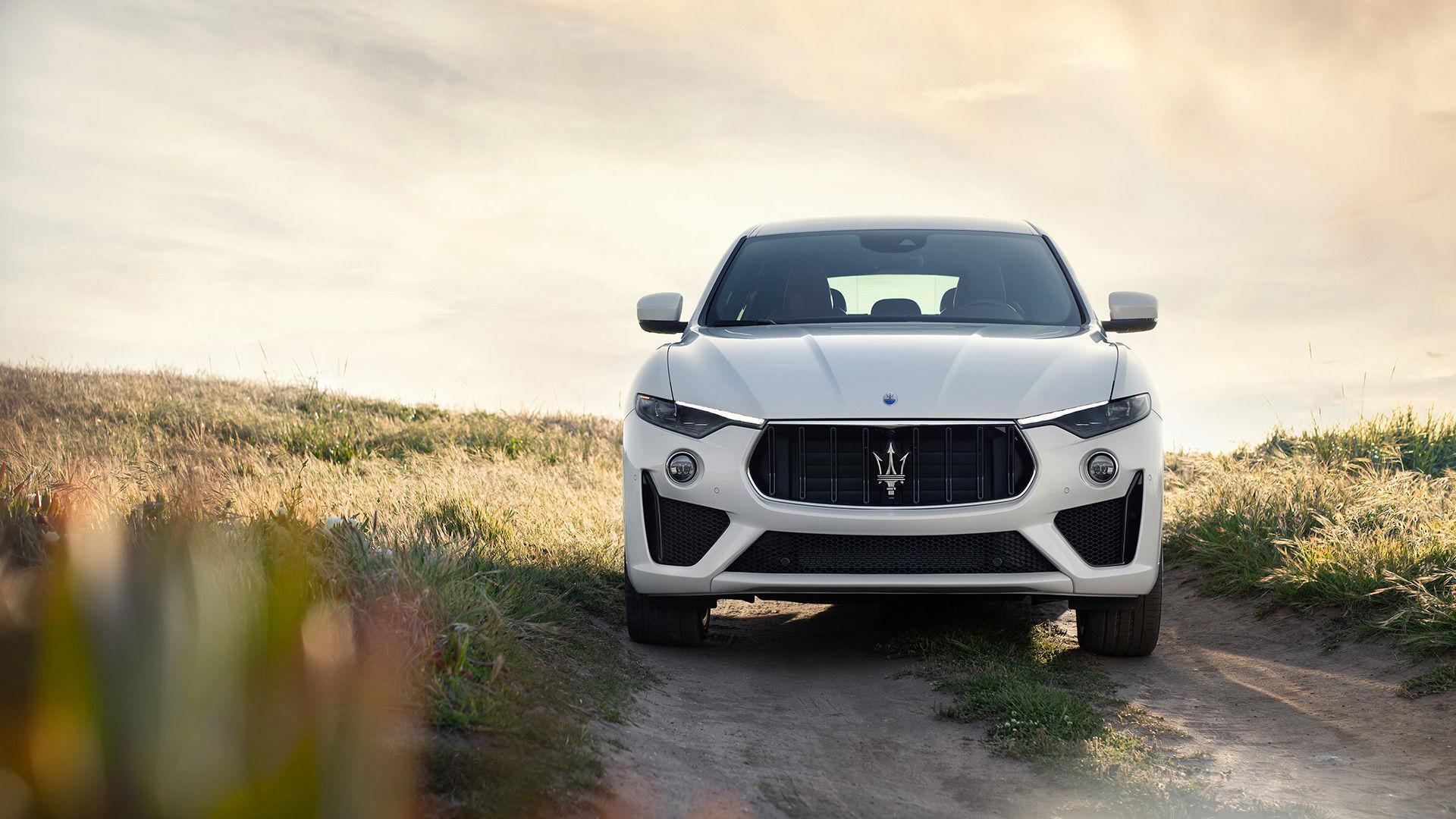 Maserati Levante VUS GTS - Bianco - Essai routier