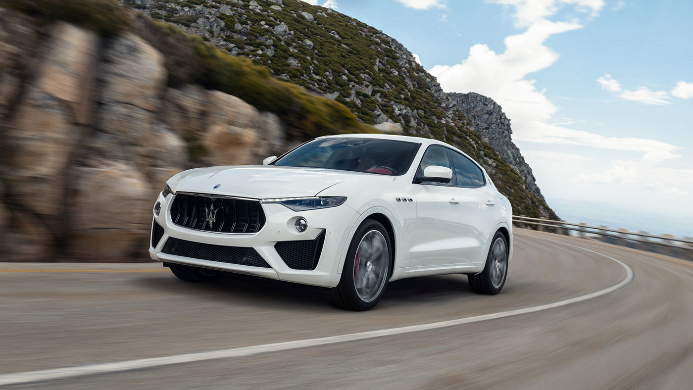 The new Levante GTS - The Maserati of SUVs
