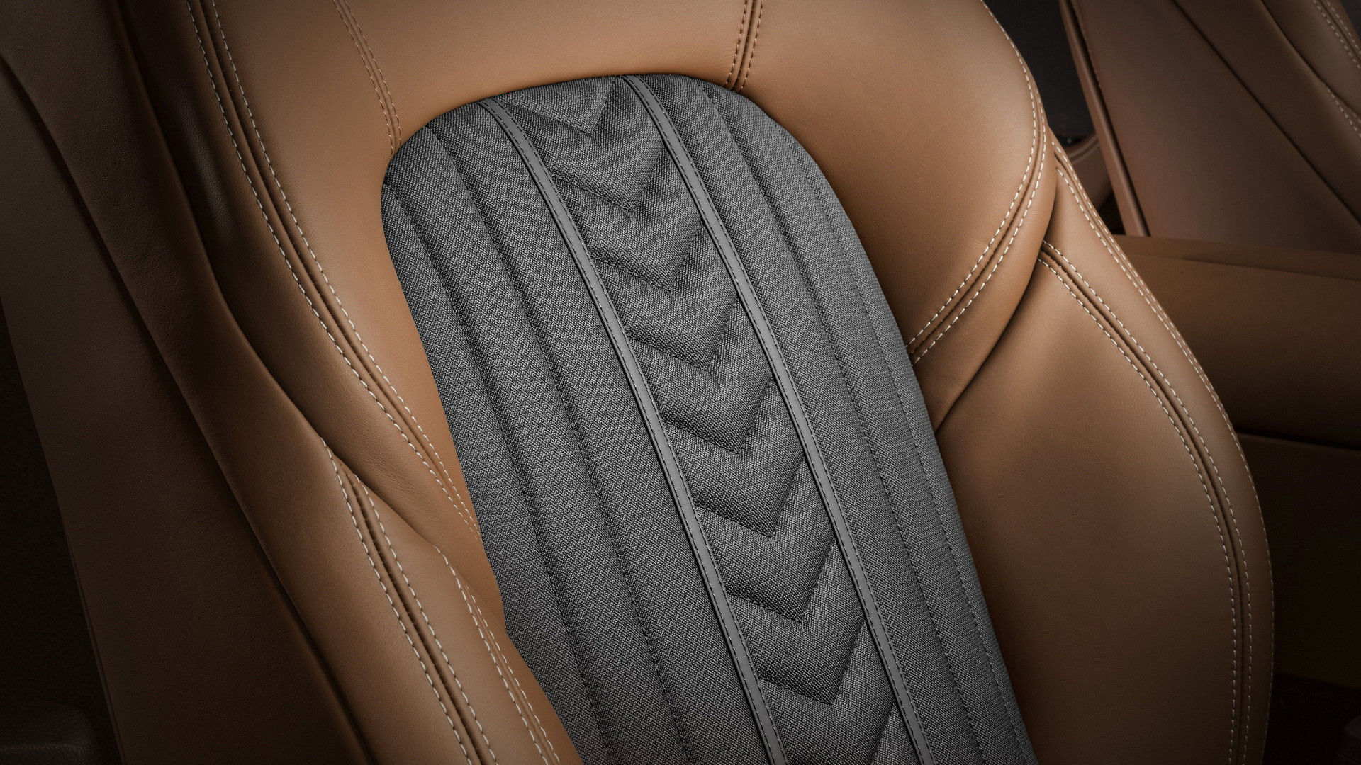 Maserati Gran Lusso - Ledersitze - Design