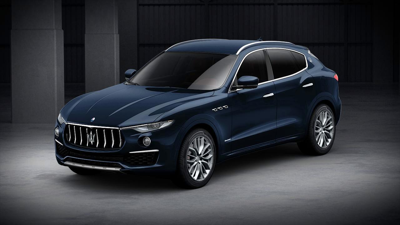 Maserati Levante GranLusso exterior – front view