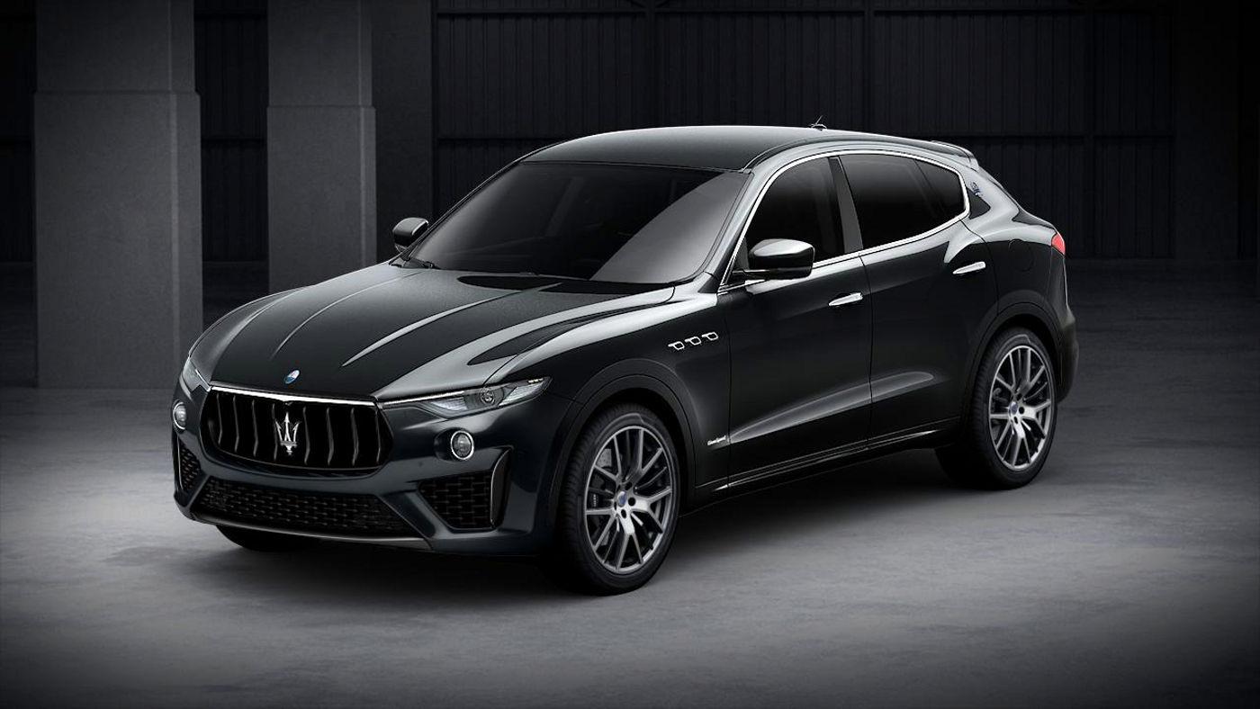 Maserati Levante GranSport exterior – front view