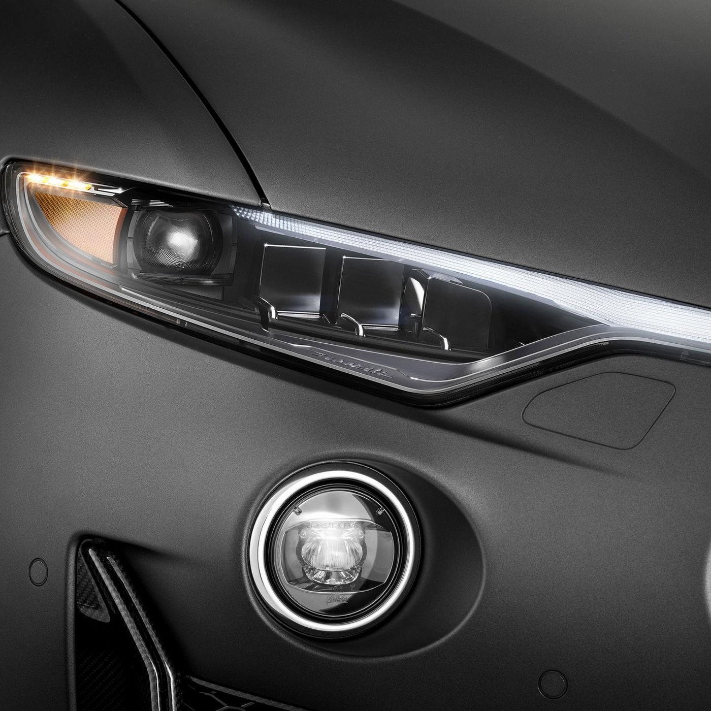 Maserati Levante Scheinwerfer - Adaptiven Voll-LED- Scheinwerfern