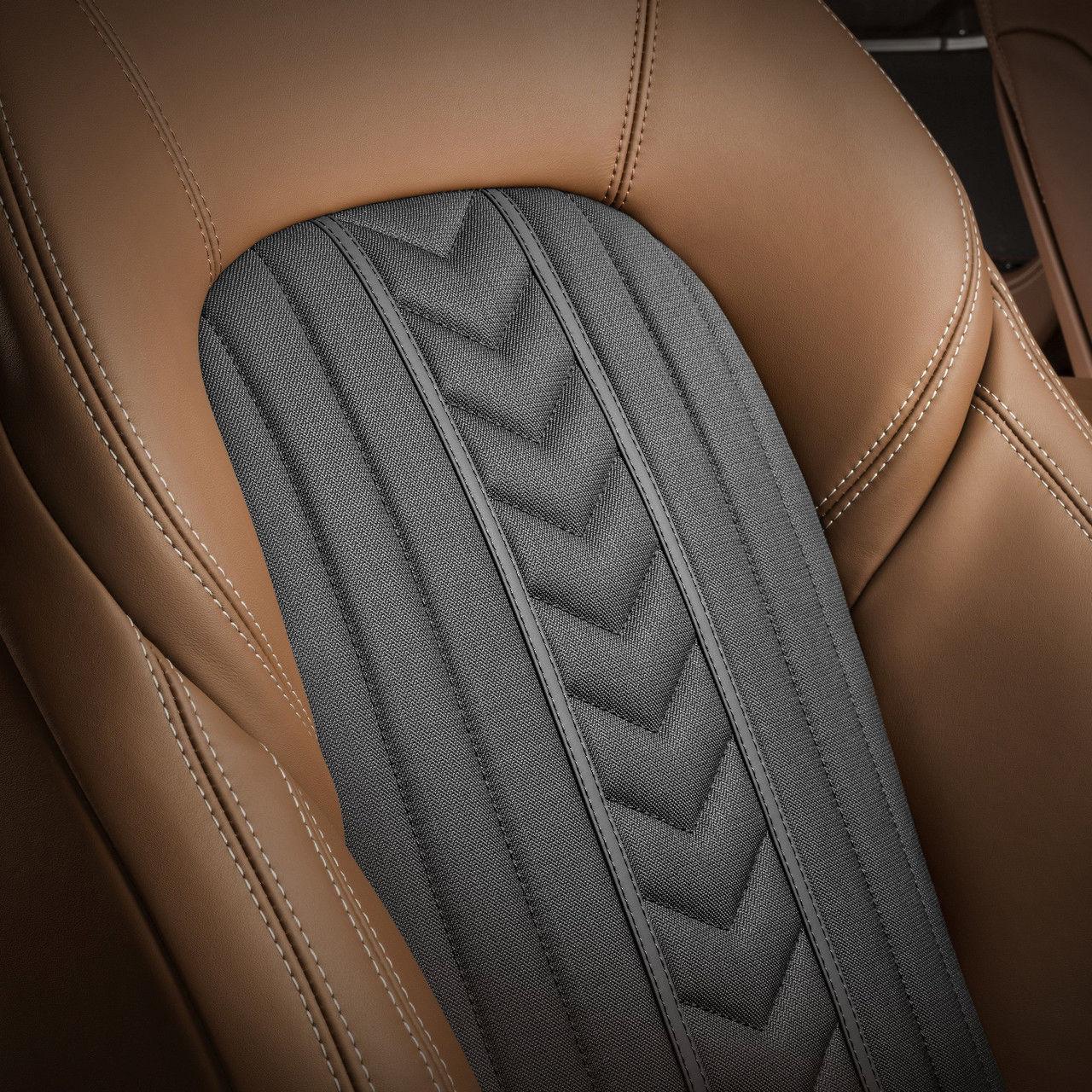 Maserati Levante Gran Lusso - Ledersitze - Nahaufnahme