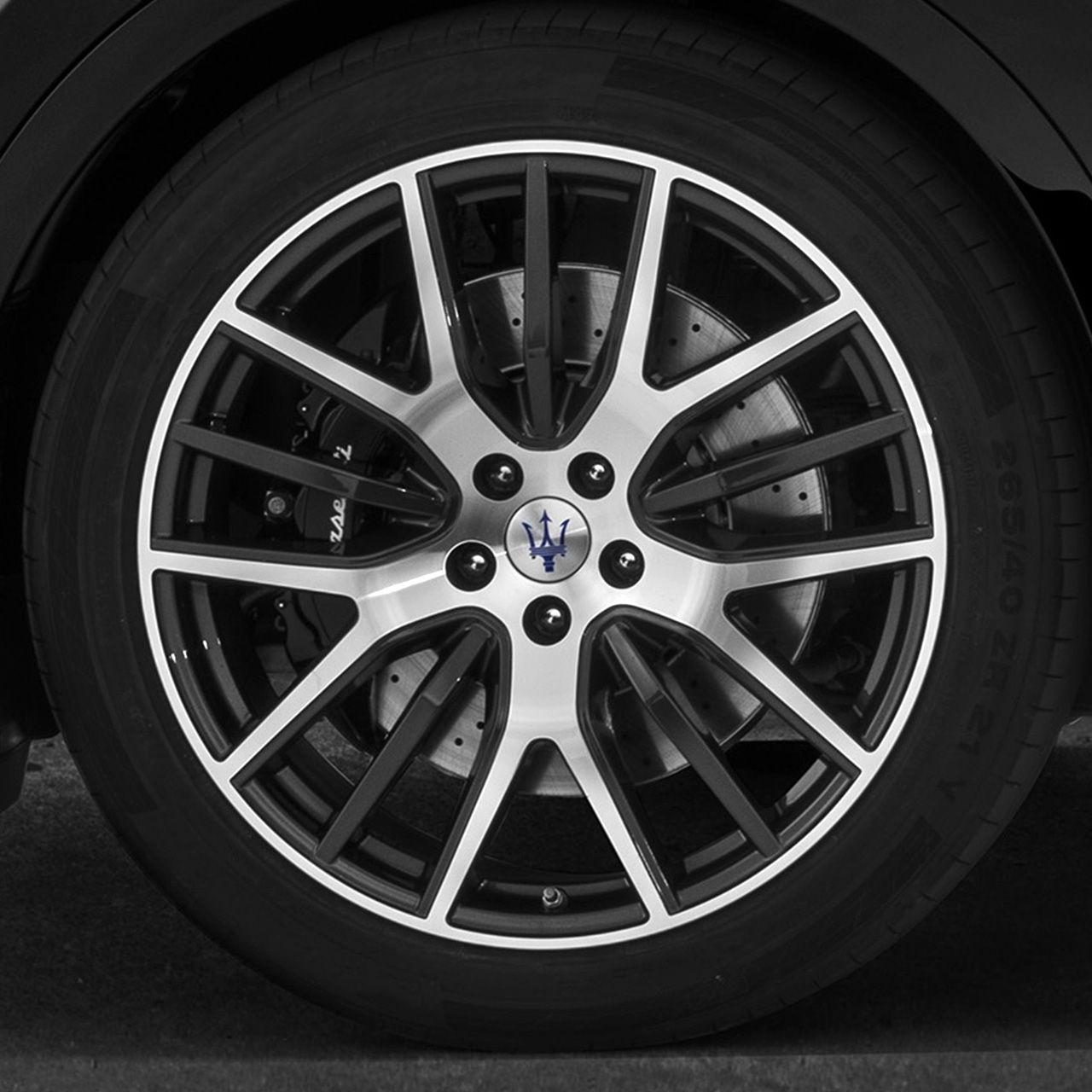 Maserati Levante - Rad, Felge und Reifen Detail