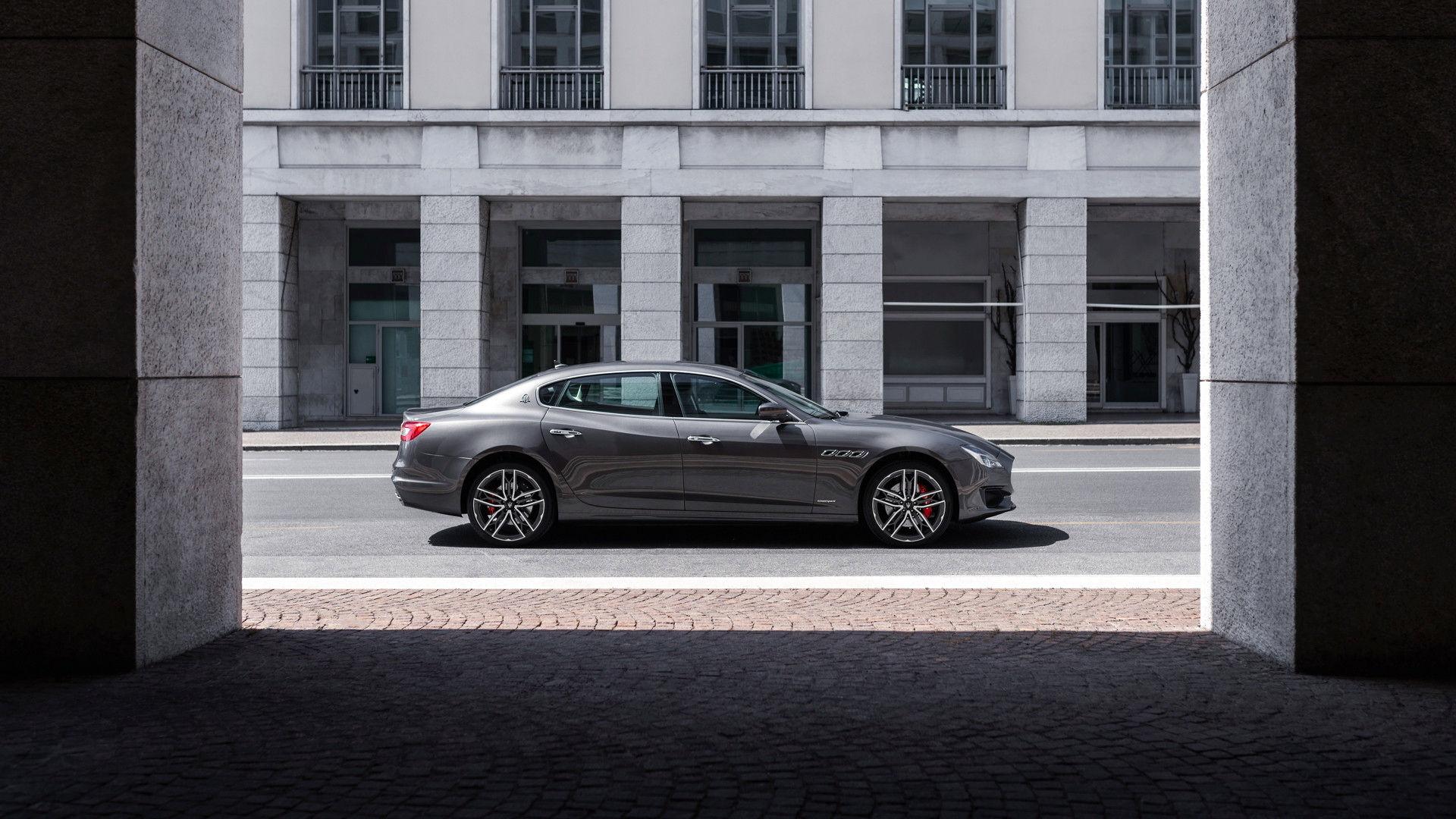 Maserati Quattroporte S Q4 - GranSport - Grigio color