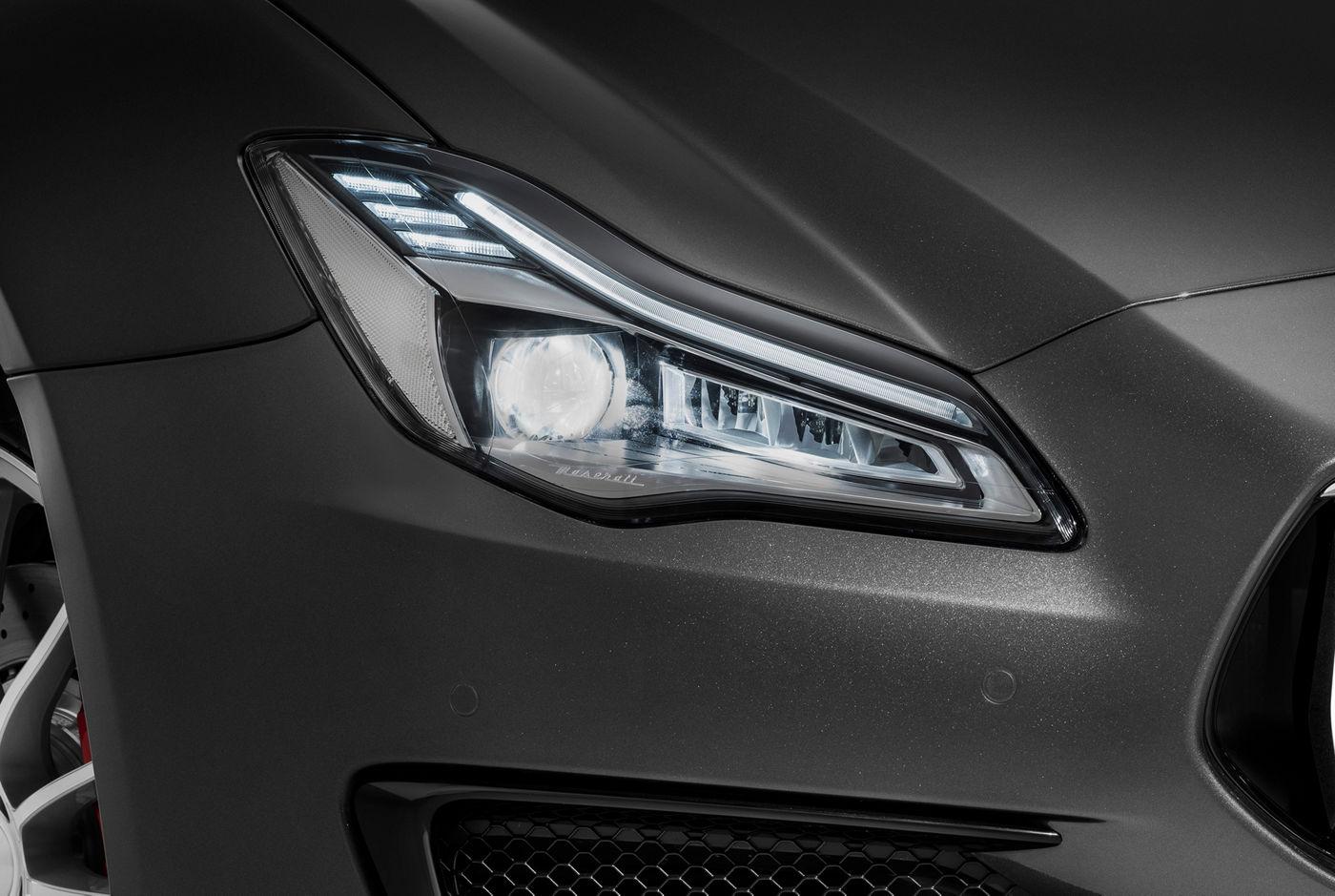 Maserati Quattroporte Scheinwerfer - Adaptiven Voll-LED- Scheinwerfern