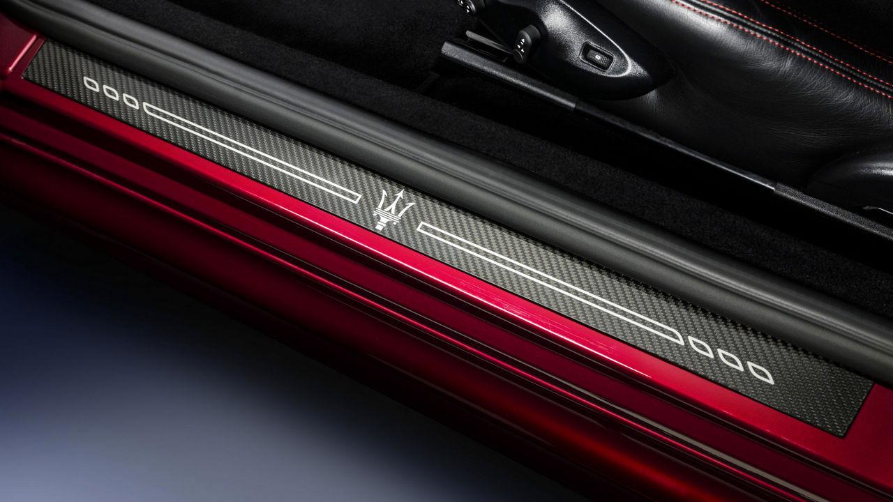 Maserati GranTurismo Accessoires - Einstiegsleisten