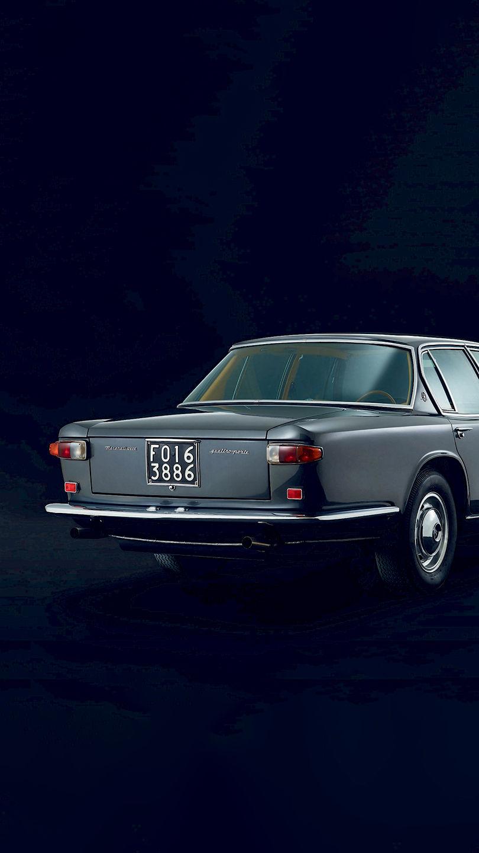 Maserati Quattroporte 1963 - Klassische Autos