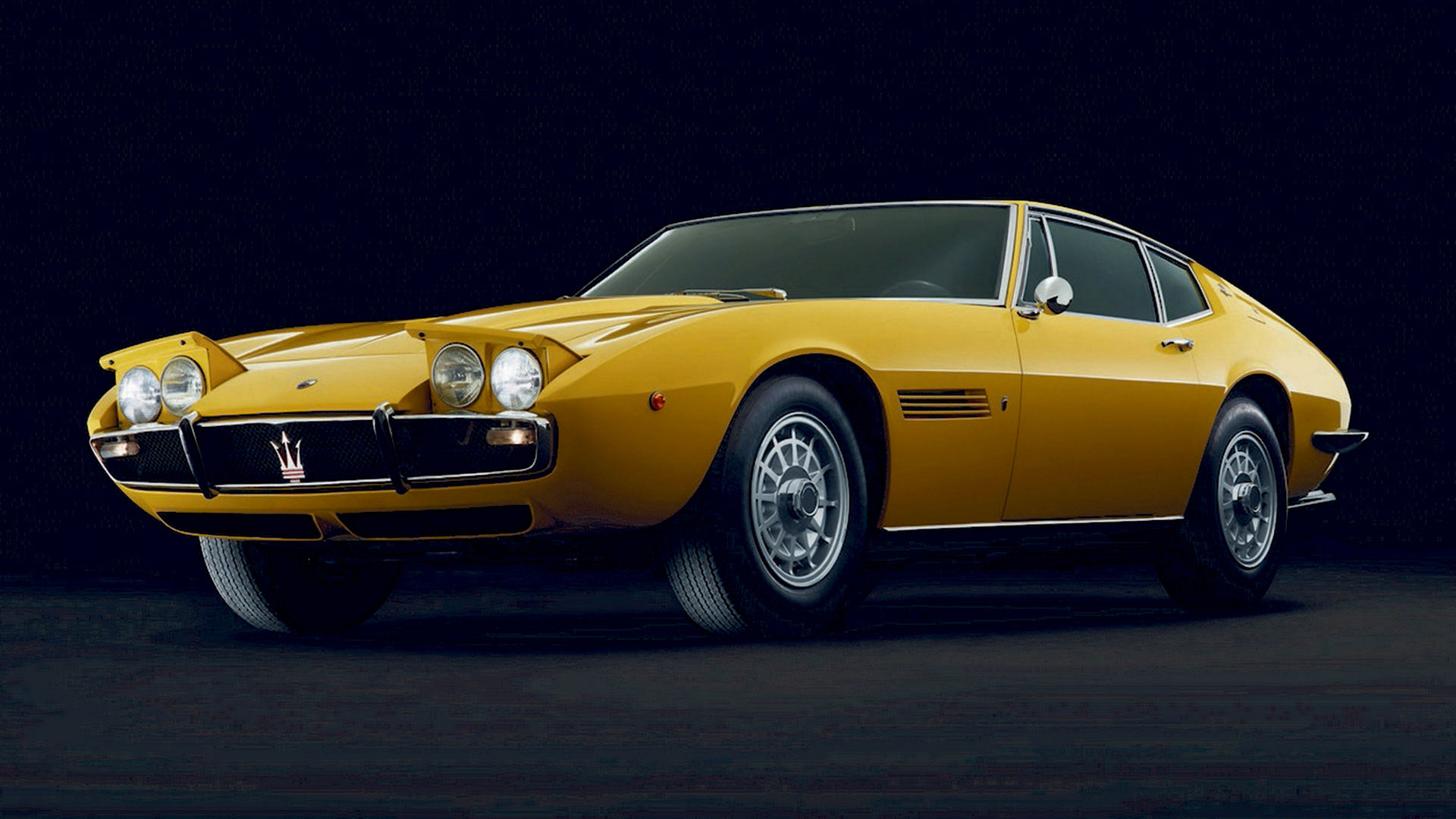 Maserati Ghibli: the classic car presented in 1966 at the Turin Auto Show