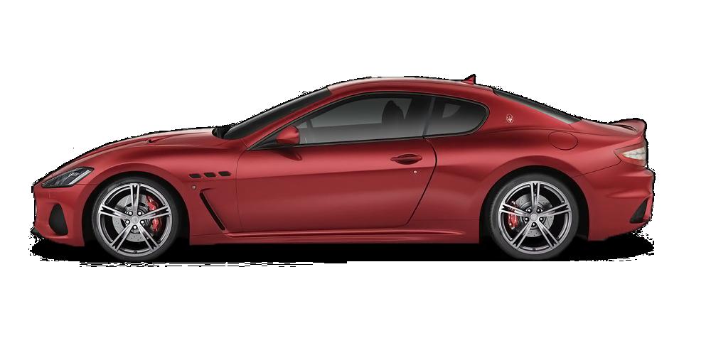 Rosso Trionfale Farbe Maserati GranTurismo Modell