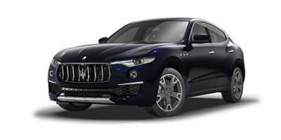 Maserati Levante Diesel in Blu color