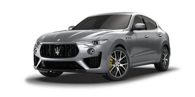 Maserati Levante S in Grigio color
