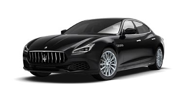 Maserati Quattroporte Diesel in Nero