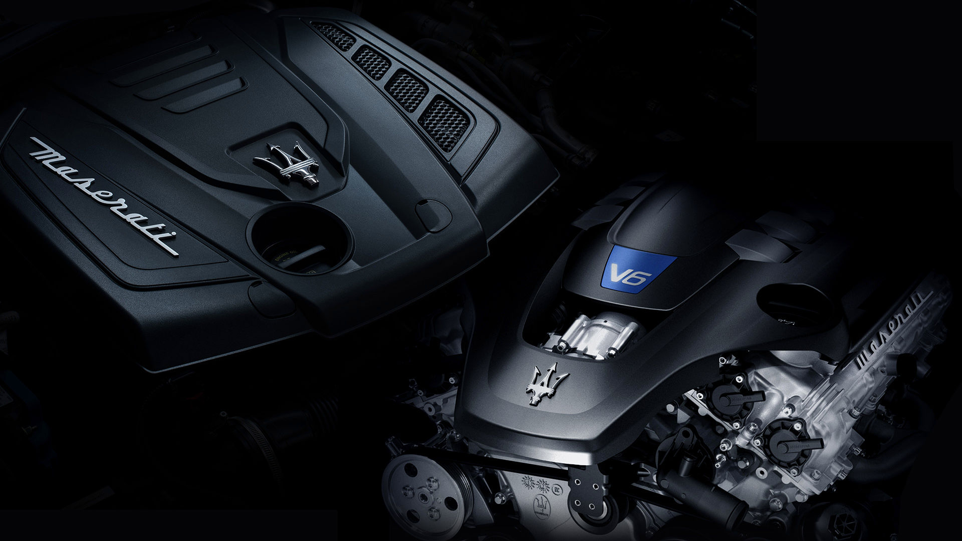 Maserati Ghibli - V6 Motor