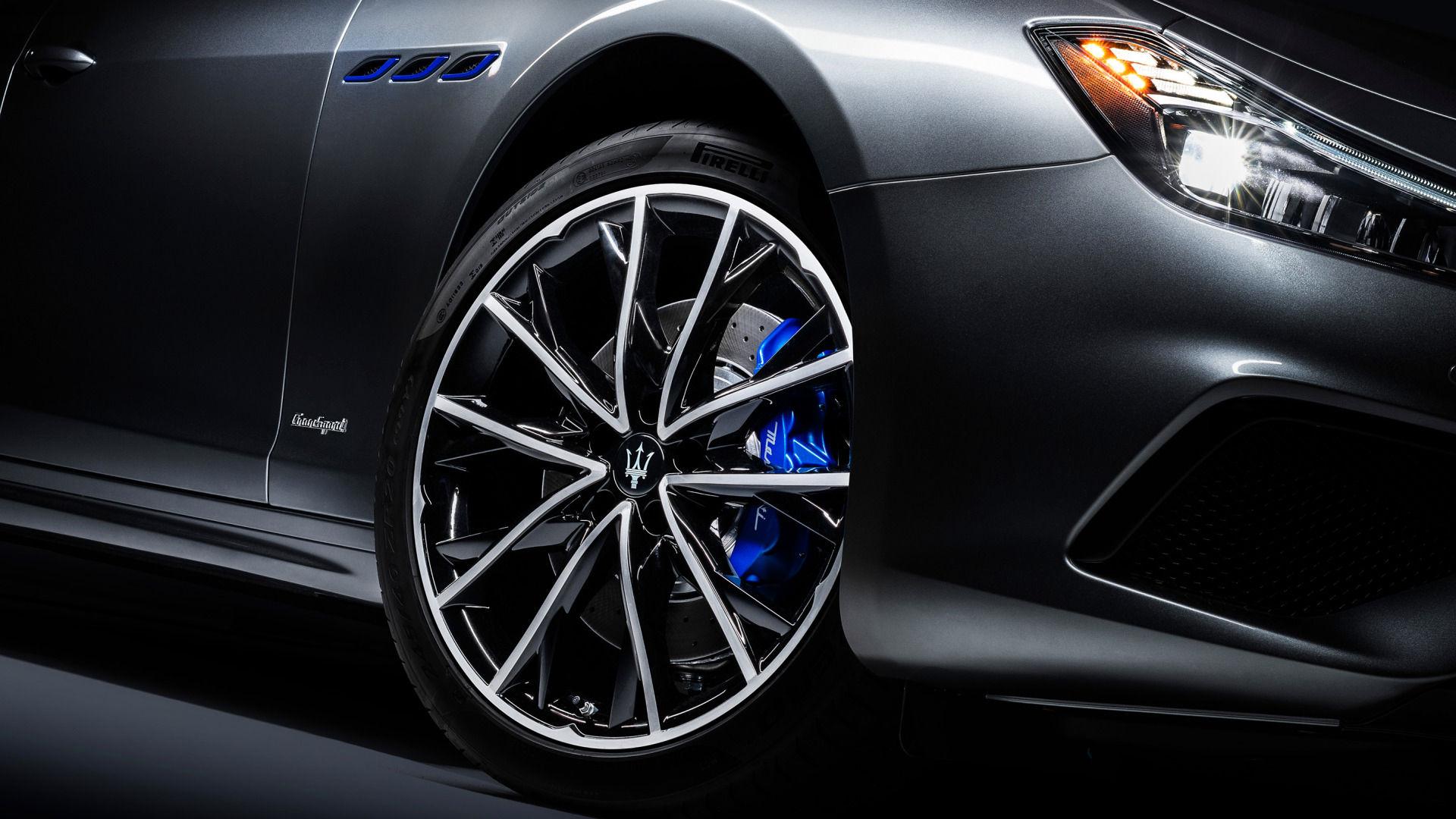 Maserati Ghibli Hybrid - Grau - Die Farbe der Evolution