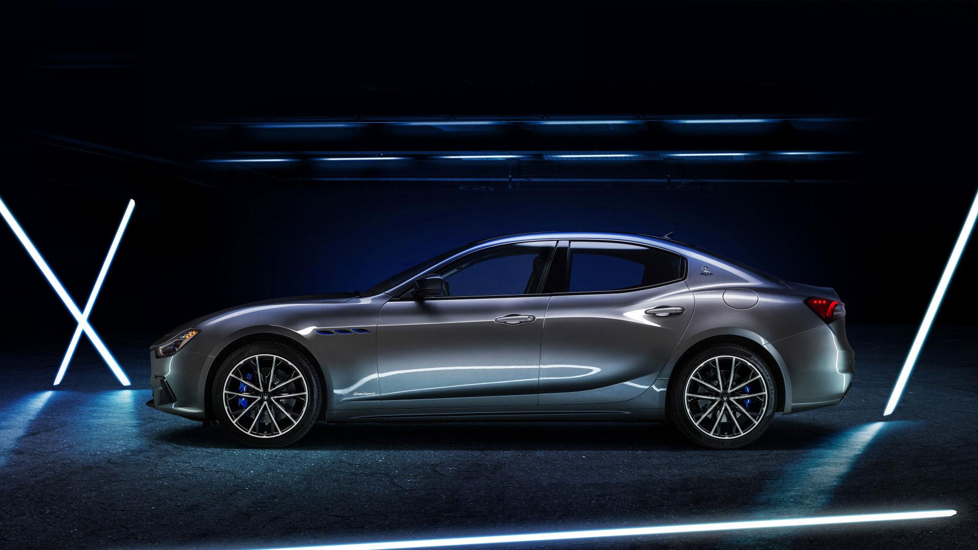 Maserati Ghibli Hybrid: MHEV-Technologie