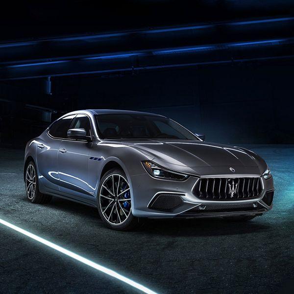 Maserati Ghibli Hybrid: der erste elektrifizierte Maserati