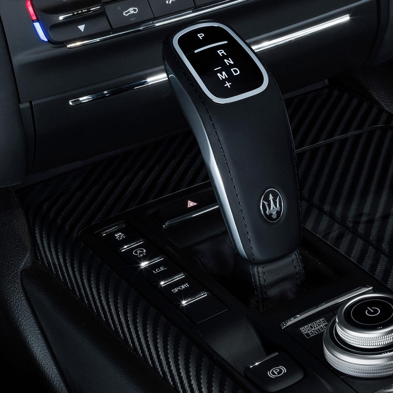 Maserati Ghibli - ZF 8-Gang-Automatikgetriebe