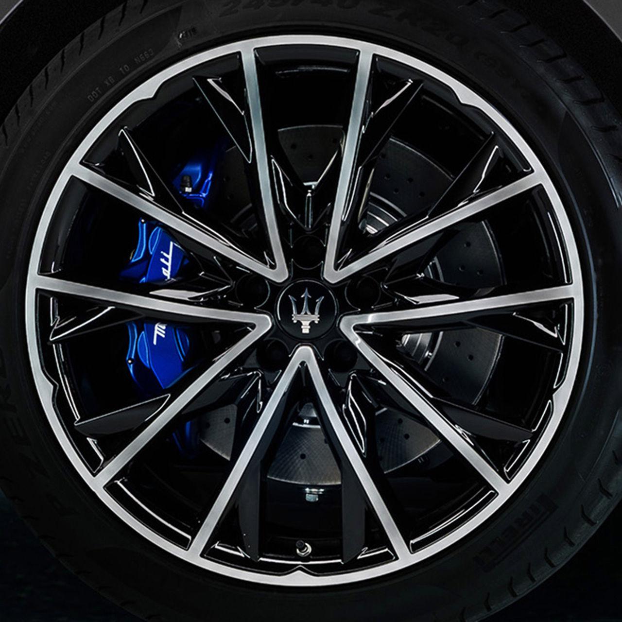 Maserati Ghibli - Exterieur - Reifen und Felge