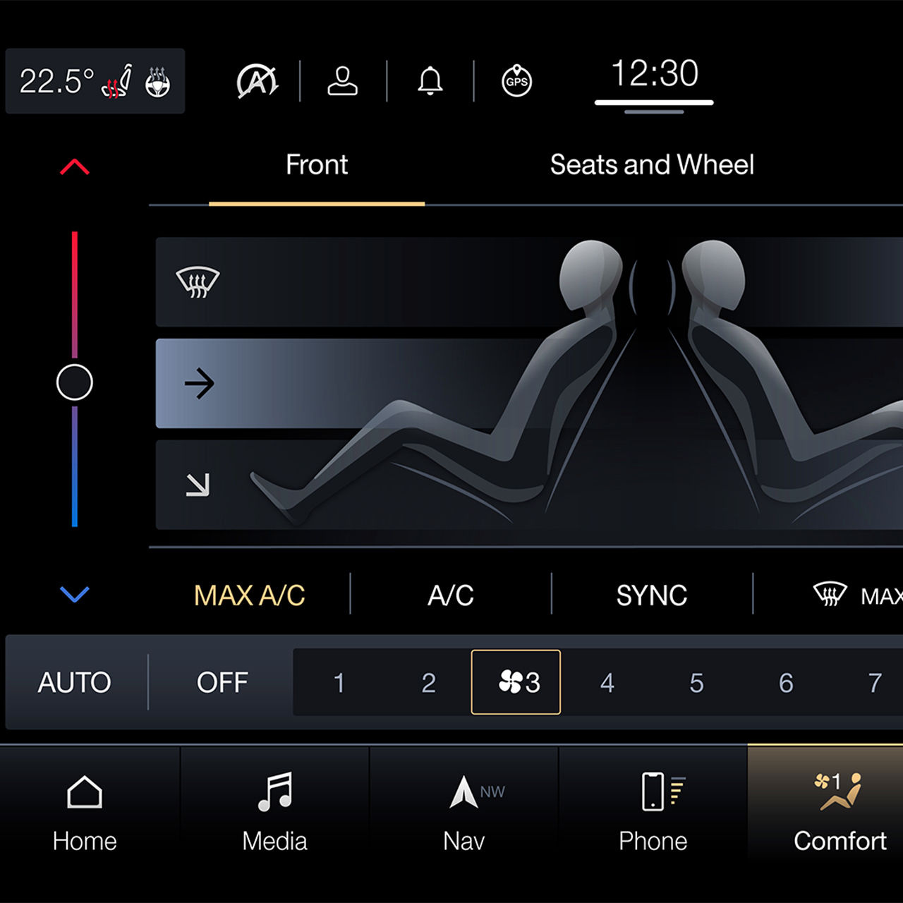 Maserati - Komfort - Klimaanlage