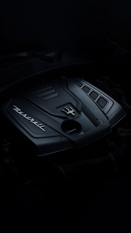 Maserati Ghibli - Motor - Leistung