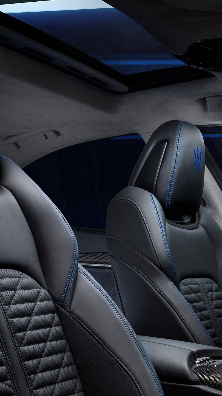 Maserati Ghibli Interieur - Vordersitze